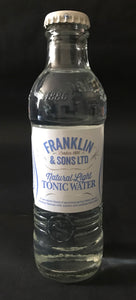 Franklin & Sons Tonic Waters