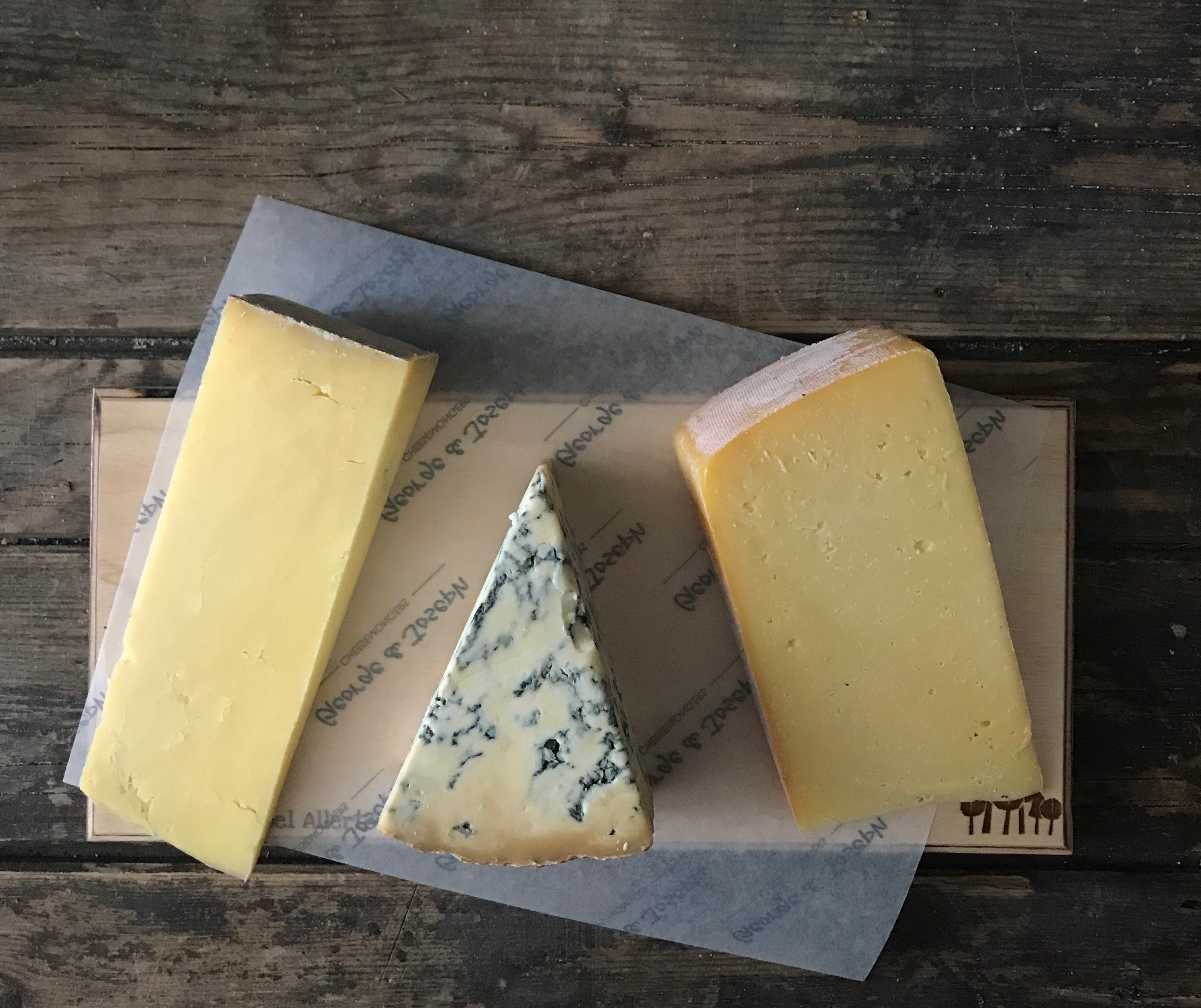 save british cheese box