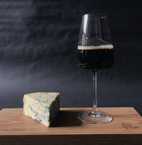 stilton and imperial stout