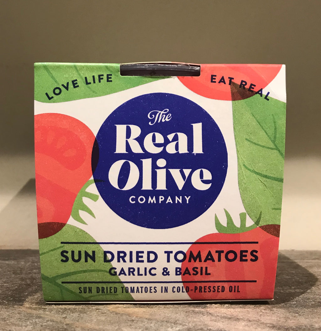 the real olive co marinated sun dried tomatoes
