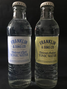 franklins tonic waters