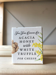 acacia truffle honey