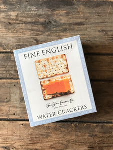 fine cheese co water crackers
