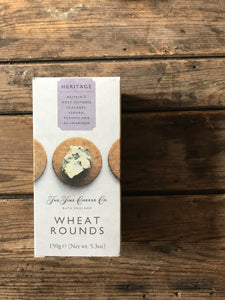 fine cheese co wheat round