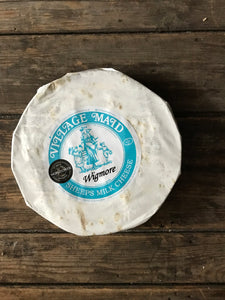 wigmore ewe's milk cheese