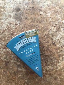 shepherds purse yorkshire blue wedge 180g
