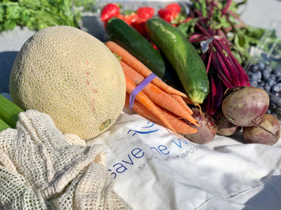 Farmers Market and Skin Health