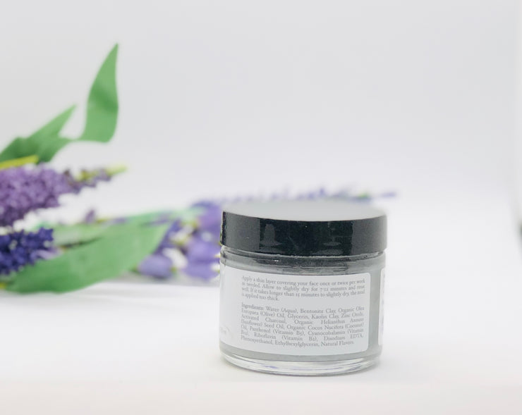 Purifying Blueberry Charcoal Mud Mask (1.7 oz)
