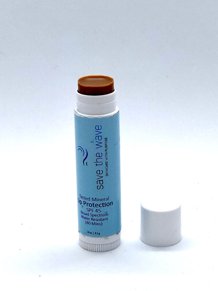 Mineral Based Lip Protection SPF 45