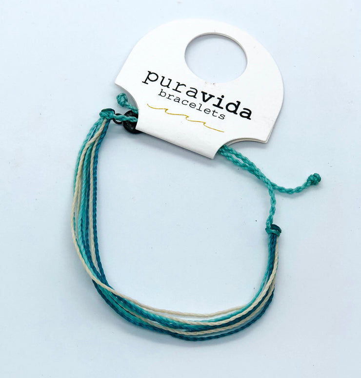 Pura Vida Save The Wave Skincare Bracelet