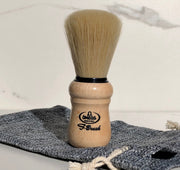 Omega Synthetic Fiber Shave Brush