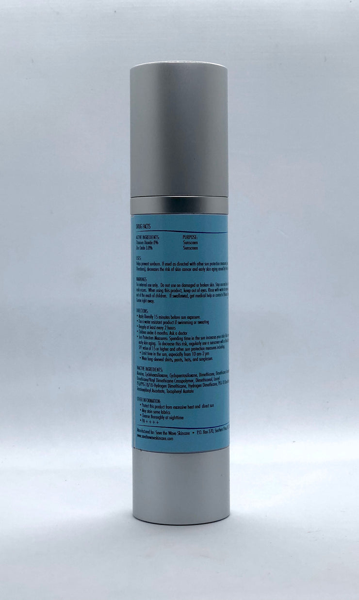 Tinted Smoothing Facial Mineral Sunscreen SPF 40 (1.8 oz)