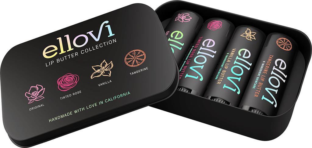 Ellovi Lip Butter Collection
