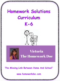 Homework Curriculum to End Homework Challenges