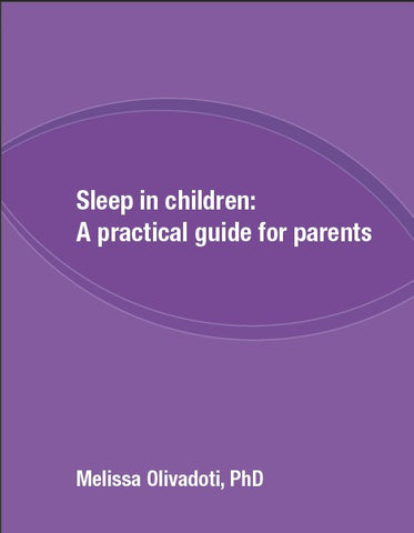 Sleep in Children: A Practical Guide for Parents