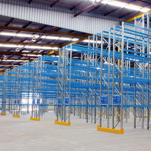 APC Second hand Pallet racking Installation