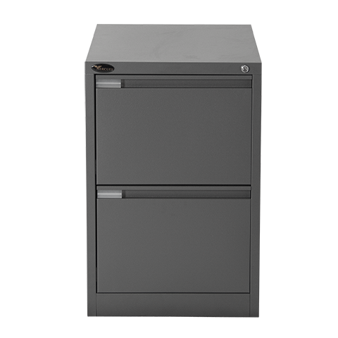 two drawer vertical filing cabinet mercury graphite ripple