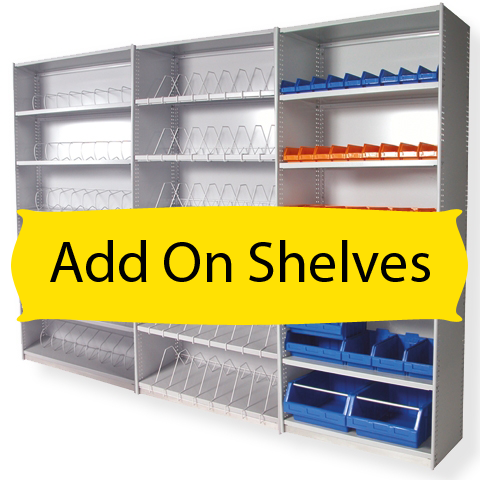 Extra Shelf - Uni-Shelving
