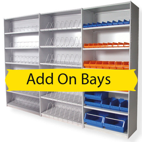 Add-On Bay Uni-Shelving