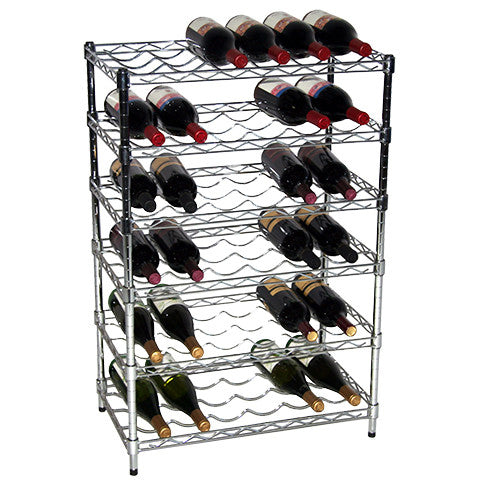Adjustable Wine Rack