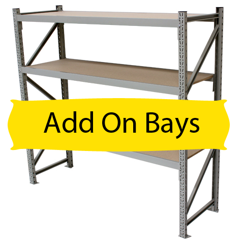 Add-On Bay Dallas Longspan