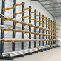 Warehouse - Cantilever Racking