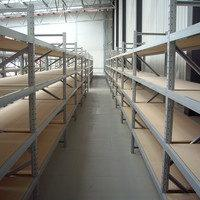 Warehouse - Longspan Shelving