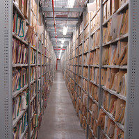 Warehouse - Shelving