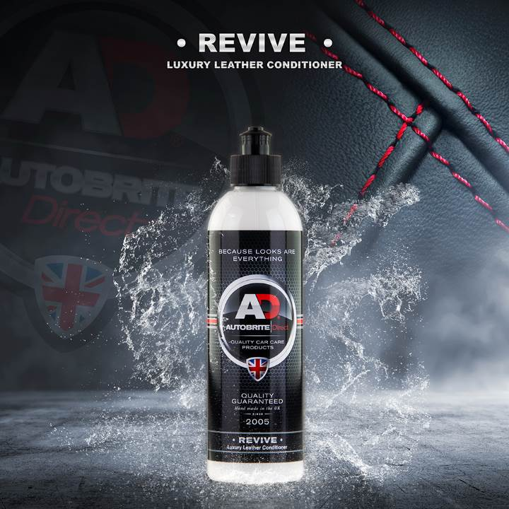 Autobrite Direct Revive - Leather Conditioning Cream 250ml