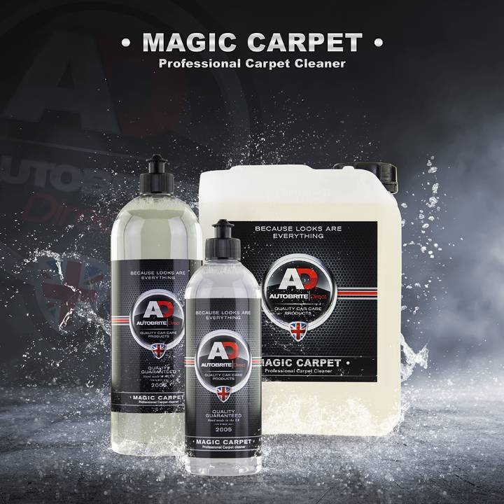 Autobrite Direct Magic Carpet Interior Upholstery Cleaner 500ml