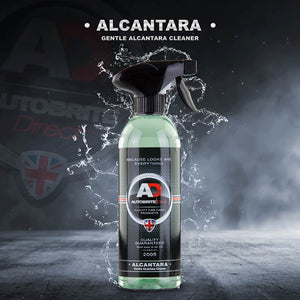 Autobrite Direct Alcantara & Suede Surface Cleaner 500ml