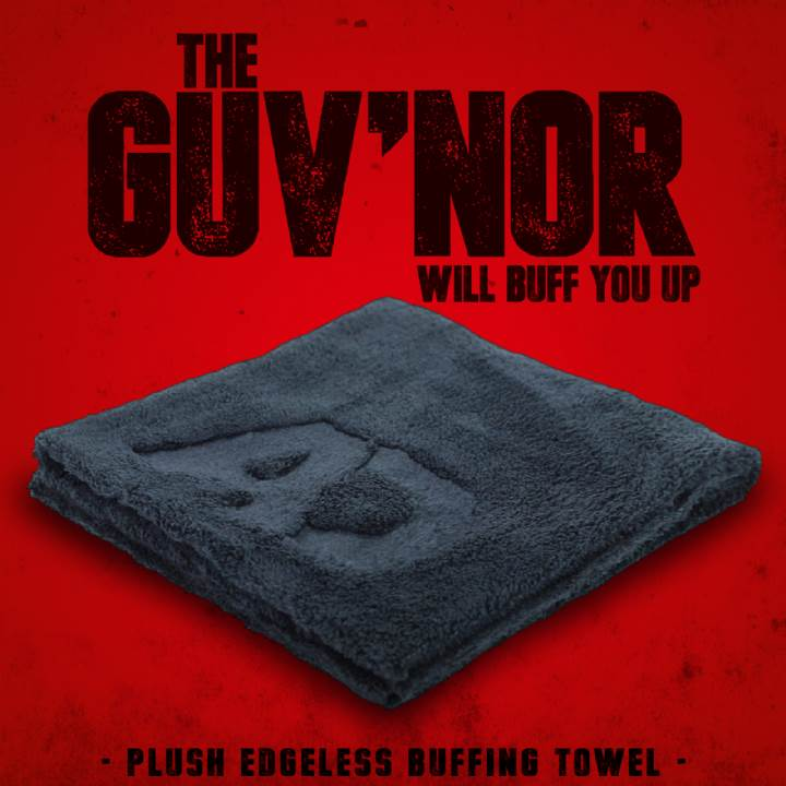 Autobrite Direct - The Guv'nor - Plush, Edgeless Buffing Towel Product Code: AD-GUVNOR