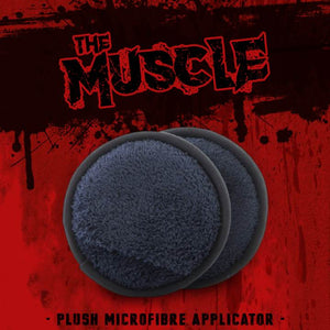 Autobrite Direct - The Muscle Multipurpose Fluffy Microfibre Applicator