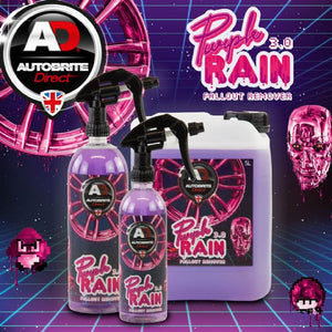 Autobrite Direct Purple Rain 3.0 - Gel Based Fallout Remover