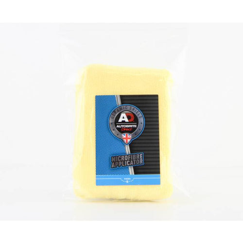 Autobrite Direct Ceramic Ultra Spray Wax Microfibre Applicator - Ceramic Shield