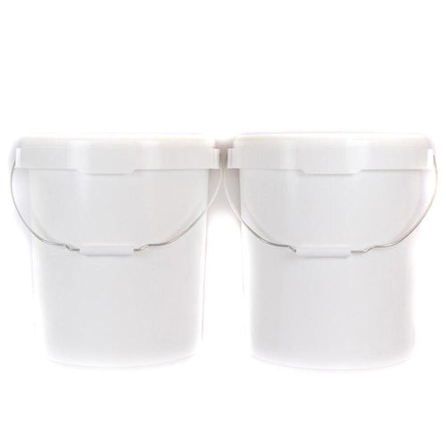 EZ Detailing buckets with Lid and Gritguards - See options