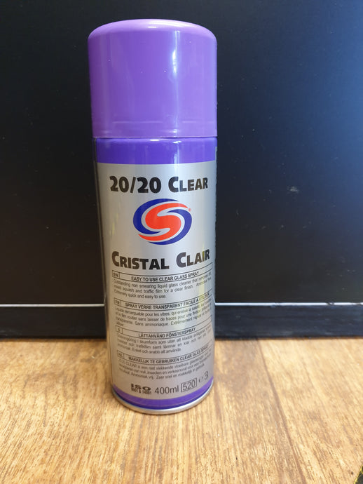 Autosmart 20/20 Clear Glass Cleaner 400ml