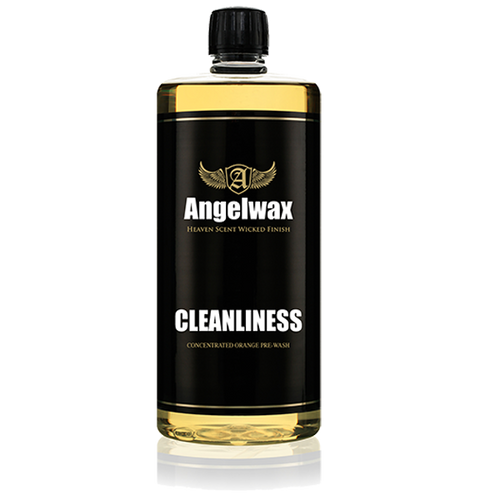 Angelwax Cleanliness, Concentrated Orange Pre-Wash 1 Litre