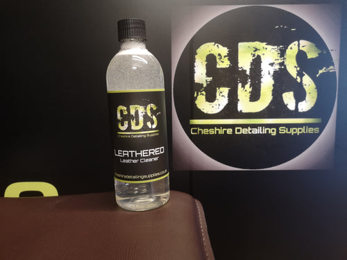 CDS 'Leathered' Concentrated Leather Cleaner