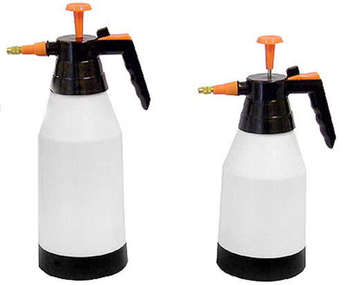 Chemical resistant 2 litre sprayer