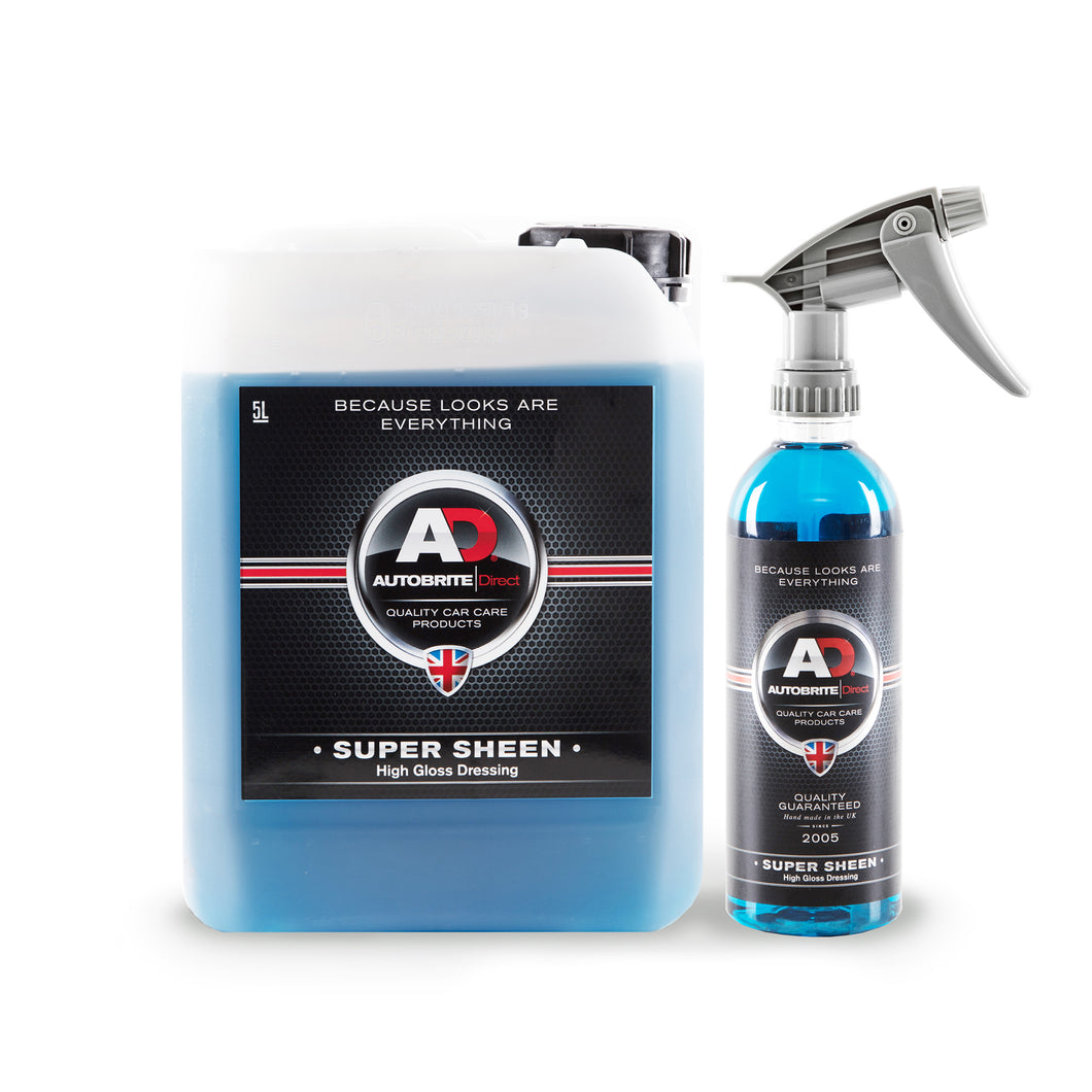 Autobrite Supersheen Dressing 500ml