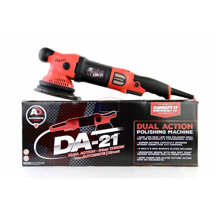 Autobrite DA21 Dual action polisher 21mm