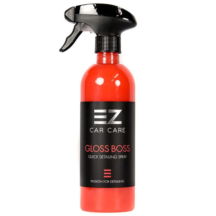 EZ Gloss Boss - Quick Detailing Spray