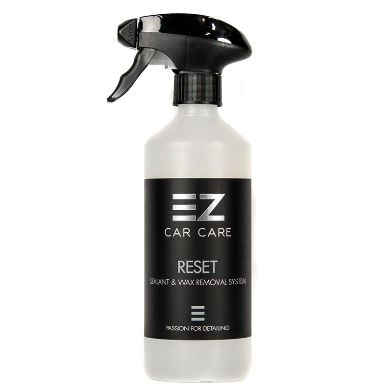 EZ RESET - SEALANT & WAX REMOVAL SYSTEM 500ML
