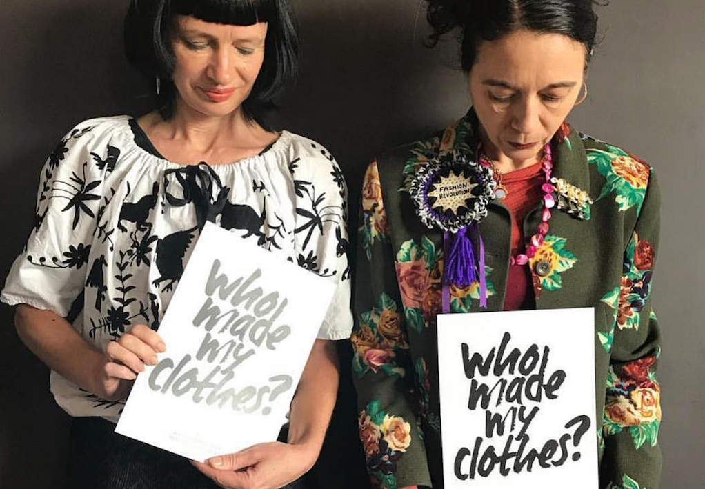 Fashion queens for sustainability
