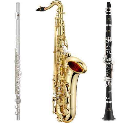 2018 School Band Instruments