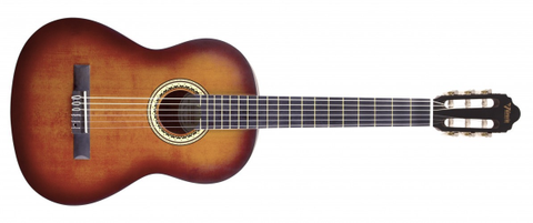 4/4 Classical Guitar Sunburst / 50% off!