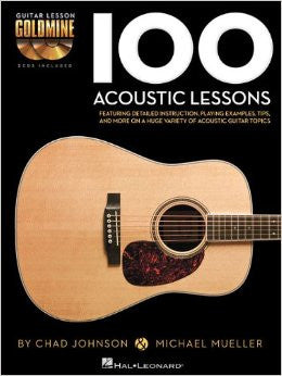 100 Acoustic Lessons - Mona Vale Music