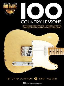 100 Country Lessons - Mona Vale Music