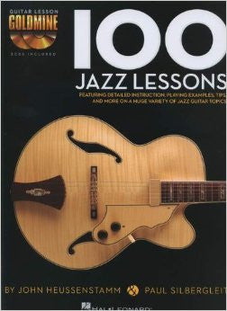 100 Jazz Lessons - Mona Vale Music